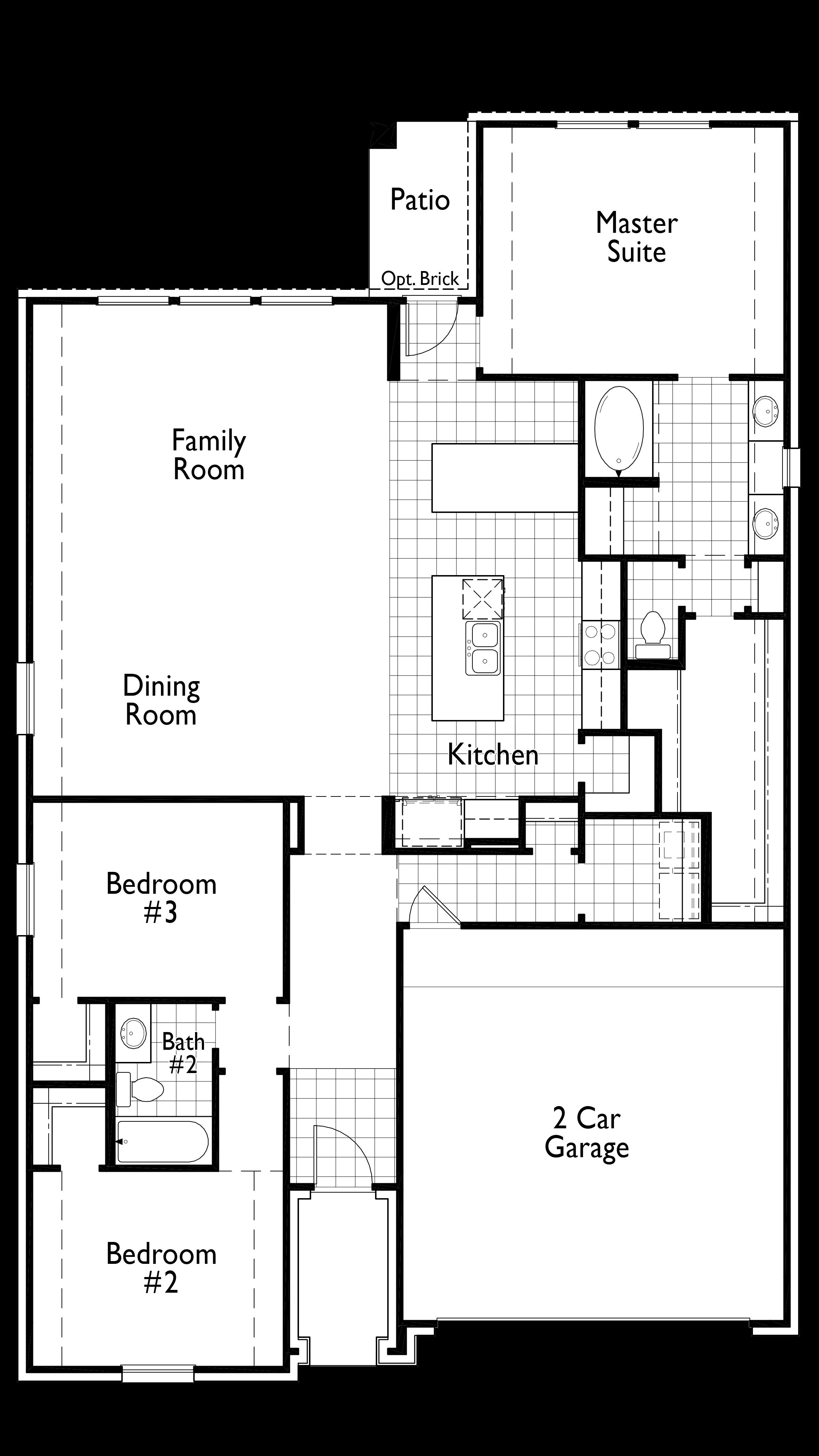 Plan Glenhurst 13