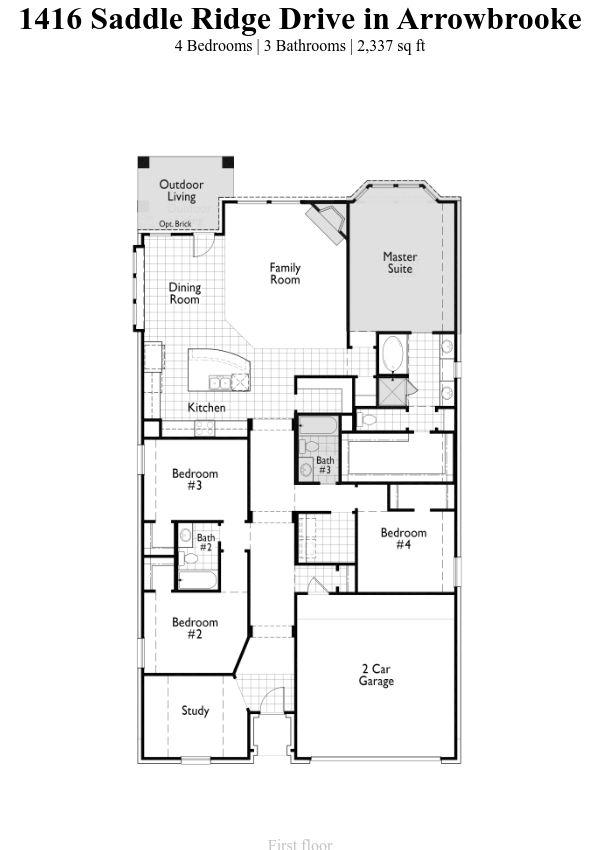 Plan Davenport 30