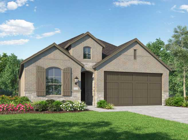 406 Flowering Lotus Court (Plan Bentley)