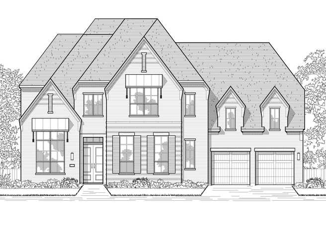 2150 Country Brook Lane (Plan 608)
