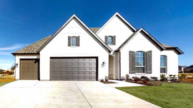 3702 Bridlewood Trail (Plan Chesterfield)
