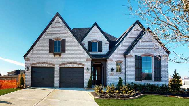 4306 Harlow Ranch Court (Plan 540)