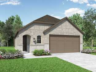 Plan Corby - Creekside: Royse City, Texas - Highland Homes