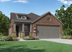 Plan Carlton - Klein Orchard: Houston, Texas - Highland Homes