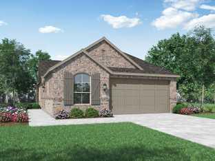 Plan Windsor - Bridgeland: 40ft. lots: Cypress, Texas - Highland Homes
