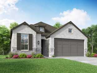 Plan Royce - Devonshire: 45ft. lots: Forney, Texas - Highland Homes