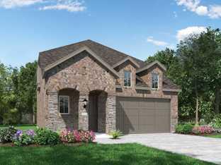 Plan Stratford - Devonshire: 45ft. lots: Forney, Texas - Highland Homes