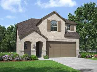 Plan Lyndhurst - Creekside: Royse City, Texas - Highland Homes