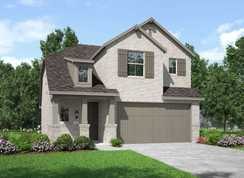 Plan Lyndhurst - Lago Mar: Texas City, Texas - Highland Homes