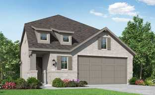Devonshire: 45ft. lots by Highland Homes in Dallas Texas