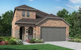 Meridiana: 40ft. lots by Highland Homes in Houston Texas