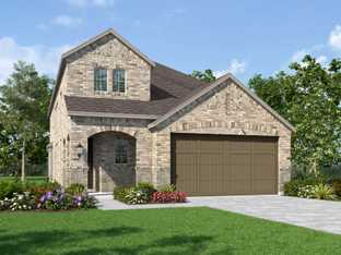 Plan Everleigh - Devonshire: 45ft. lots: Forney, Texas - Highland Homes