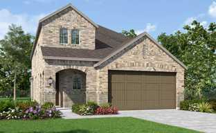 Veranda: 40ft. lots by Highland Homes in Houston Texas
