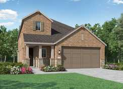 Plan Everleigh - Grand Central Park: 40ft. lots: Conroe, Texas - Highland Homes