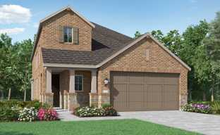 Grand Central Park: 40ft. lots by Highland Homes in Houston Texas