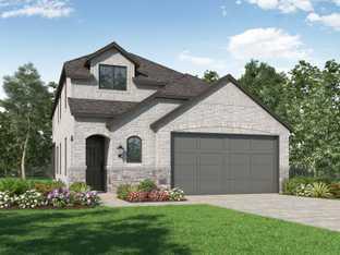 Plan Ellington - Heartland: Heartland, Texas - Highland Homes