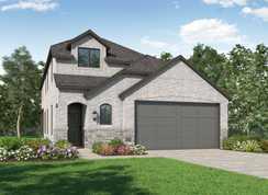 Plan Ellington - Lago Mar: Texas City, Texas - Highland Homes