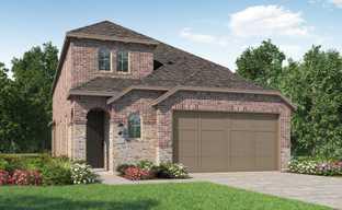 Sandbrock Ranch: 45ft. lots by Highland Homes in Dallas Texas