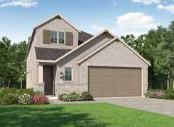 Plan Ellington - The Woodlands Hills: Artisan Series: Willis, Texas - Highland Homes