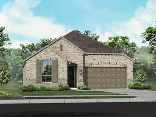 Plan Glenhurst - The Ranches at Creekside: Boerne, Texas - Highland Homes