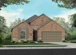 Plan Glenhurst - Harvest: Meadows: Northlake, Texas - Highland Homes