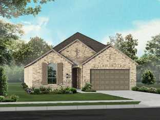 Plan Ashwood - Harvest: Meadows: Northlake, Texas - Highland Homes