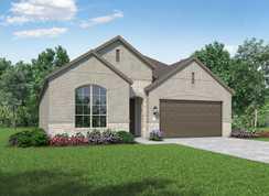 Plan Denton - Harvest: Meadows: Northlake, Texas - Highland Homes