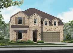 Plan Westbury - Balmoral: Humble, Texas - Highland Homes