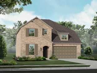 Plan Richmond - Balmoral: Humble, Texas - Highland Homes