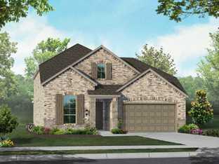 Plan Wakefield - Carmel Creek: Hutto, Texas - Highland Homes