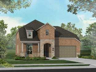 Plan Wakefield - Edgewater: Webster, Texas - Highland Homes
