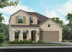 Plan Waverley - Balmoral: Humble, Texas - Highland Homes