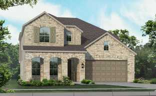 Balmoral by Highland Homes in Houston Texas