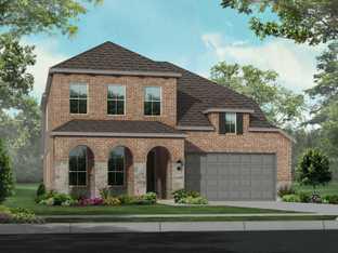 Plan Waverley - Artavia: 50ft. lots: Conroe, Texas - Highland Homes