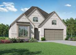 Plan Dorchester - Mantua Point: Van Alstyne, Texas - Highland Homes