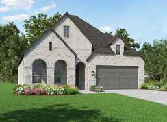 Plan Amberley - West Crossing: Anna, Texas - Highland Homes