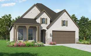 Liberty: Artisan Series - 50ft. lots by Highland Homes in Dallas Texas