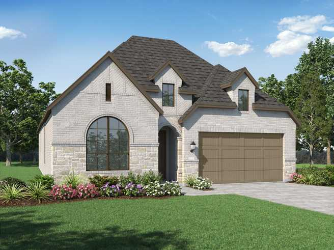 1320 Windflower Drive (Plan Denton)