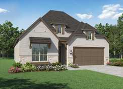 Plan Denton - Morningstar: Aledo, Texas - Highland Homes