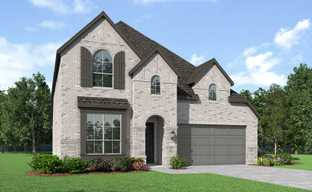 Meridiana: 50ft. lots by Highland Homes in Houston Texas
