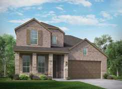 Plan Redford - Harvest: Meadows: Northlake, Texas - Highland Homes