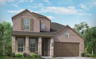 Harvest: Meadows by Highland Homes in Dallas Texas