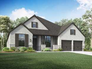 Plan 213 - Ventana: 70ft. lots: Bulverde, Texas - Highland Homes