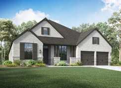 Plan 213 - Fronterra at Westpointe: 65ft. lots: San Antonio, Texas - Highland Homes
