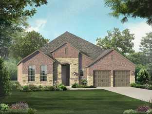 Plan 242 - Star Trail: 65ft. lots: Prosper, Texas - Highland Homes