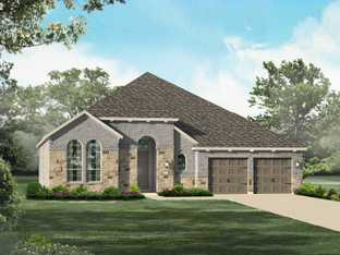 Plan 242 - La Cima: 70ft. lots: San Marcos, Texas - Highland Homes