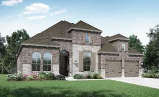 Meridiana: 65ft. lots by Highland Homes in Houston Texas