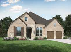 Plan 215 - Royal Oak Estates: San Antonio, Texas - Highland Homes