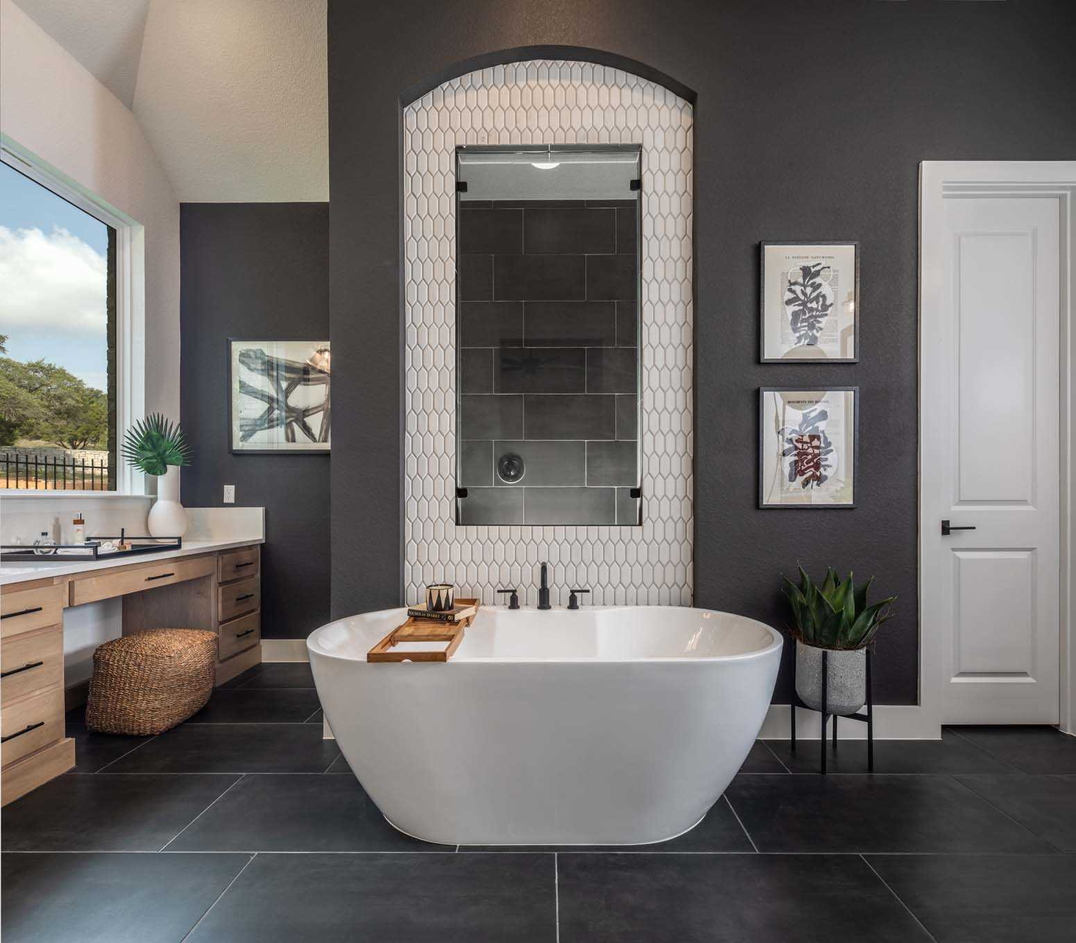 Bathroom featured in the Plan 215 By Highland Homes in Houston, TX