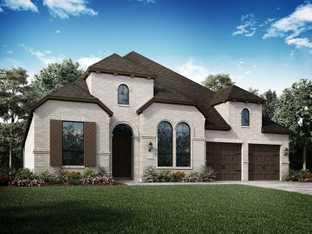 Plan 217 - Pomona: 65ft. lots: Manvel, Texas - Highland Homes